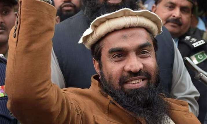 pakistan will not file petition requesting lakhvi s voice