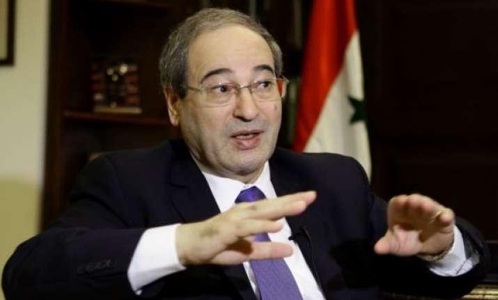 syria calls turkey s anti terror campaign huge deception