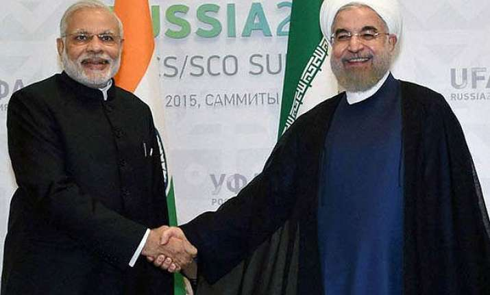 india can always be part of our big ticket projects iran