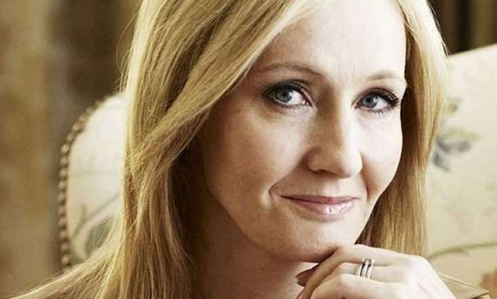 jk rowling writes backstory of potter character