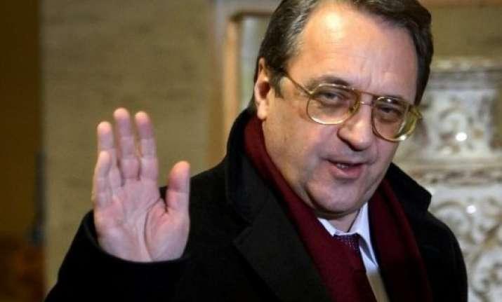 russia seeks dialogue in lebanon syria