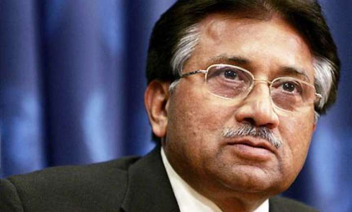 musharraf says he enjoys presidential immunity
