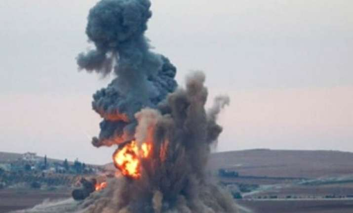 us launches 22 air strikes against is positions in iraq