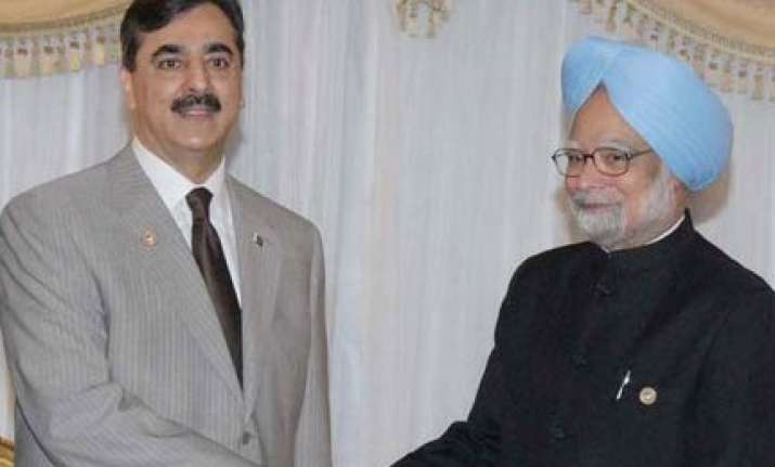 gilani thanks pm for flood aid with mangoes