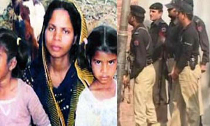 pak christian woman gets death sentence for abusing prophet