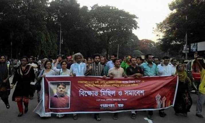 slain bangladesh blogger could have been saved swedish