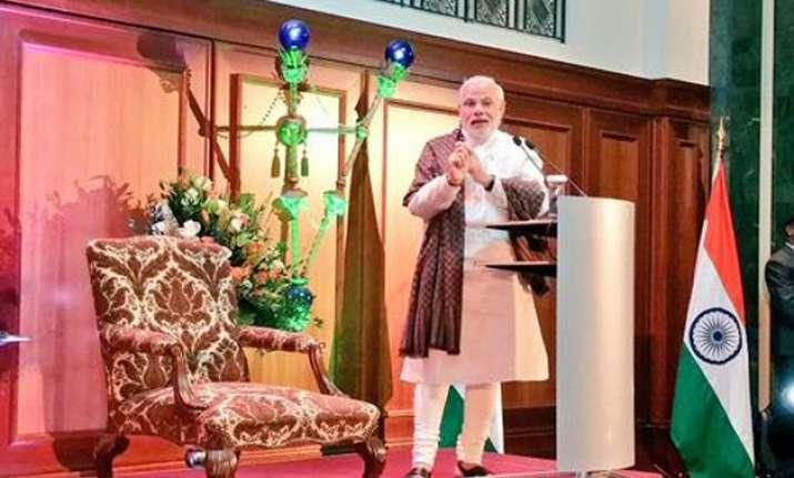 india s secularism cannot be shaken due to language pm modi