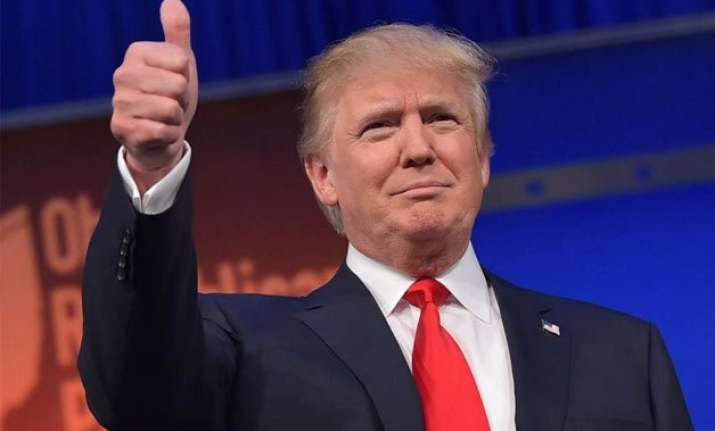 india is doing great nobody talks about it donald trump