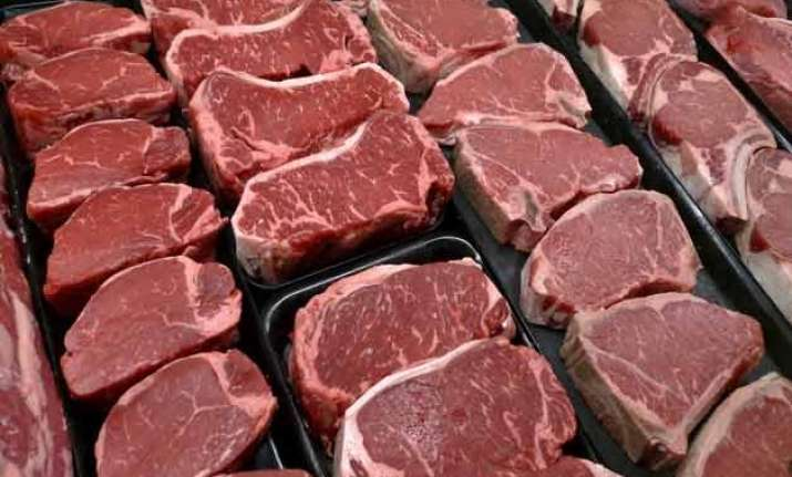 who processed meat linked to cancer red meat is risky too