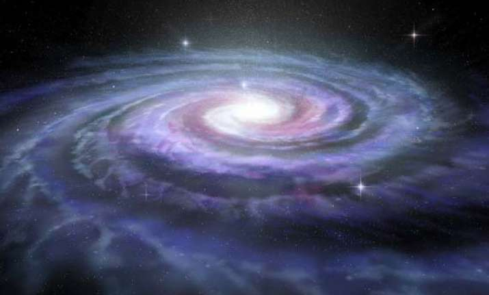 black hole producing mysterious particles nasa