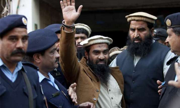 us expresses grave concern over lakhvi s release by pak