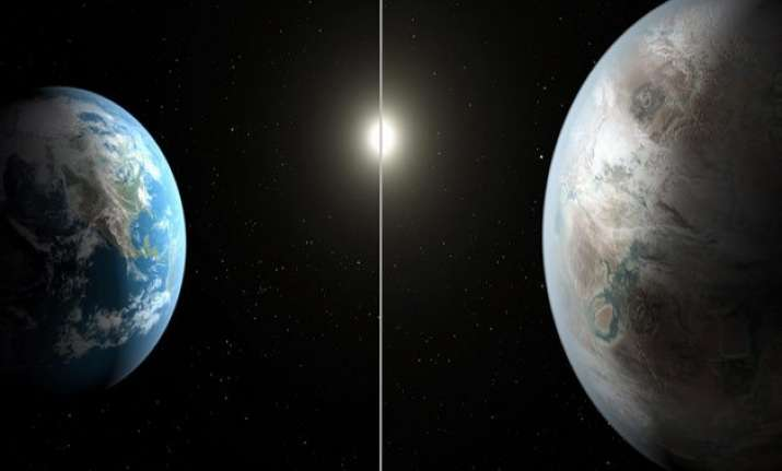 nasa probe discovers bigger older cousin to earth