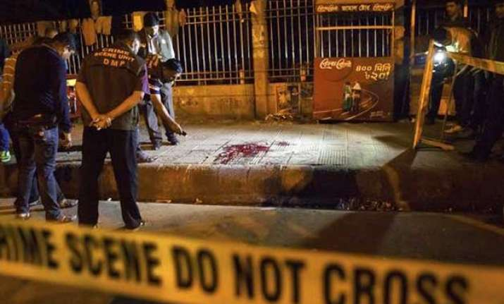 bangladesh on high alert after bloggers killing minister