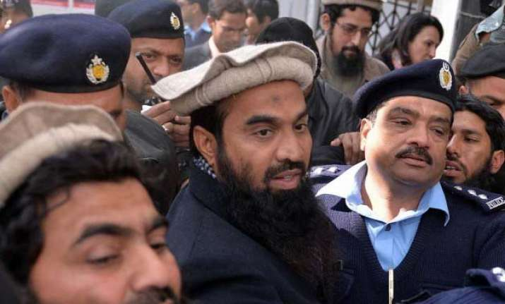 lakhvi exempted from in person appearance in 26/11 attack