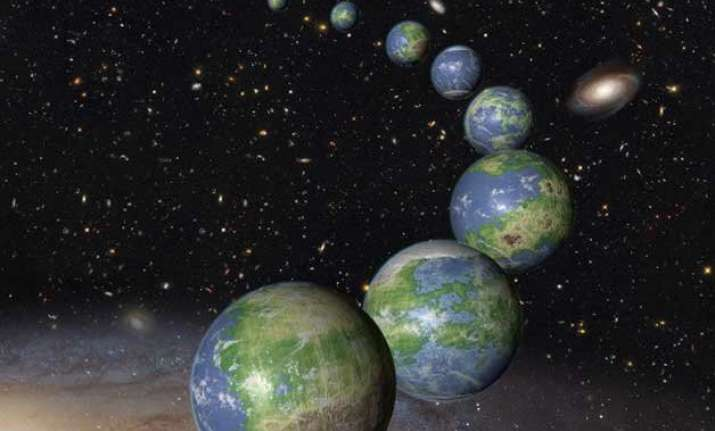 most earth like worlds yet to be born scientists