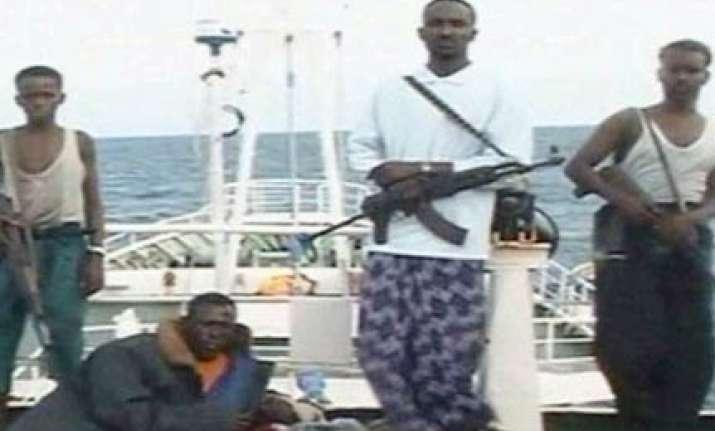 somali pirates capture 120 indians sailors