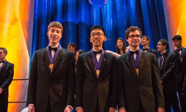 three indian americans win intel science talent search