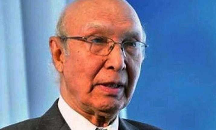 modi will certainly visit pakistan next year sartaj aziz