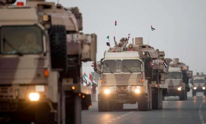 ready to supply ground troops to help anti isis says uae
