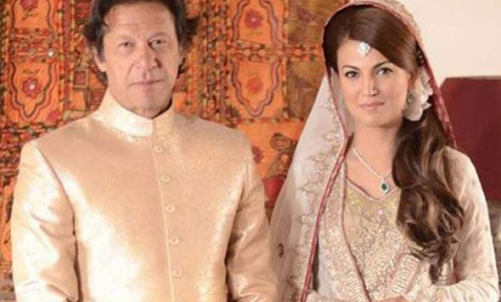 former pak cricketer imran khan divorces wife reham