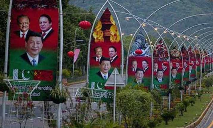 joint pakistan china think tank randi launched