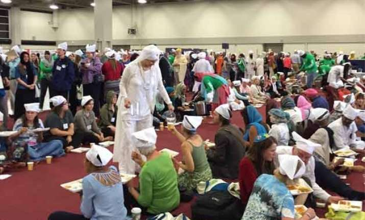 parliament of world s religions sikh community organises