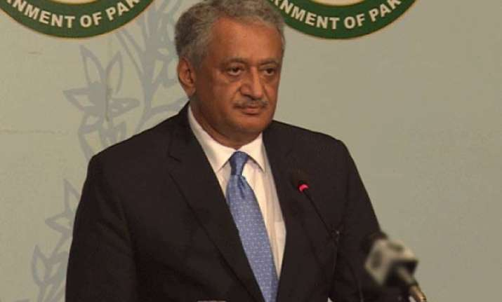 pakistan wants good neighbourly ties with india
