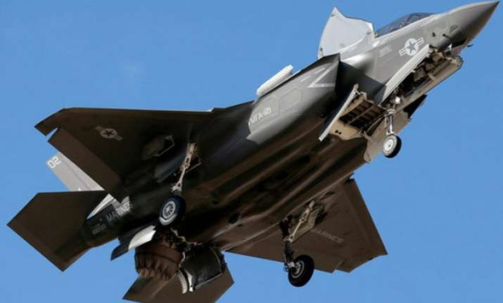 f 35b fighter jet ready for combat us marines