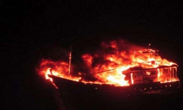pakistan refutes terror boat allegations