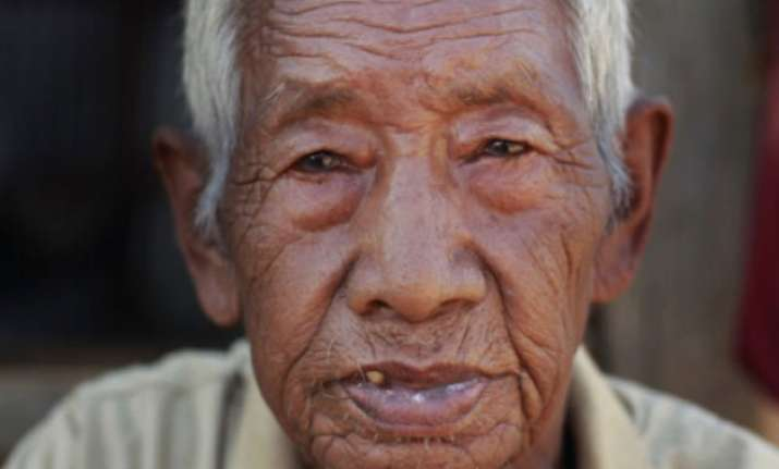 twice in a lifetime an elderly nepali villager and memories