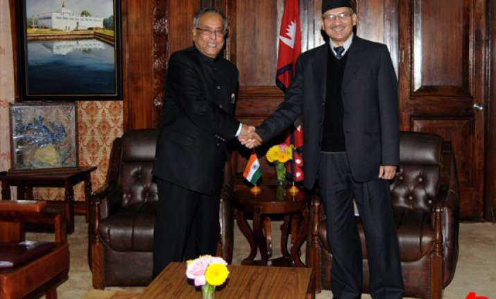 india backs nepal s transition to multi party democracy