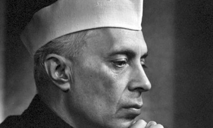 india china war no records of nehru writing for israeli help