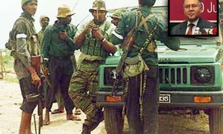 india denies report of secret camps in tamil nadu