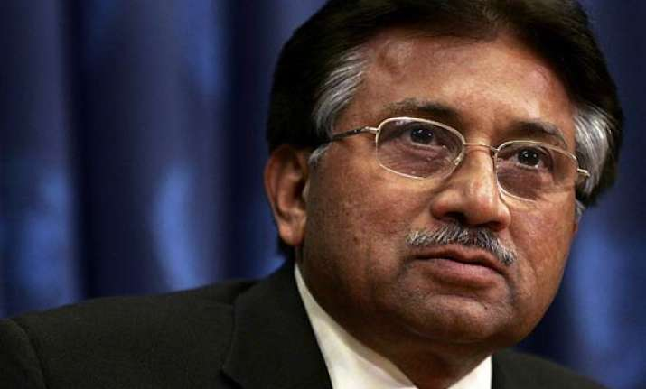 india givings arms to baloch rebels says musharraf