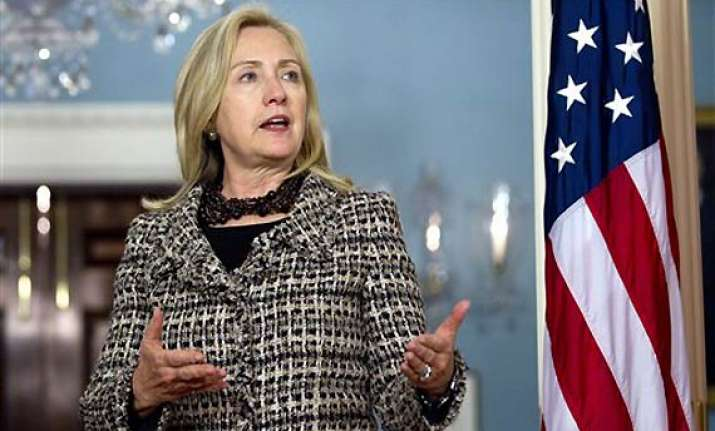india linchpin in us strategy in asia pacific clinton