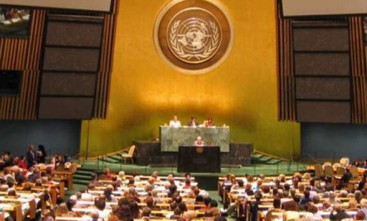india re elected to key un committee
