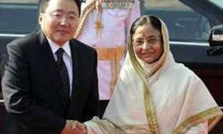 india signs defence cooperation pact with mongolia