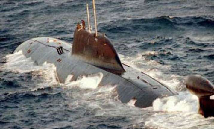 india to get russian nuclear submarine by month end