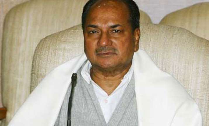 india concerned over china s military spending says antony