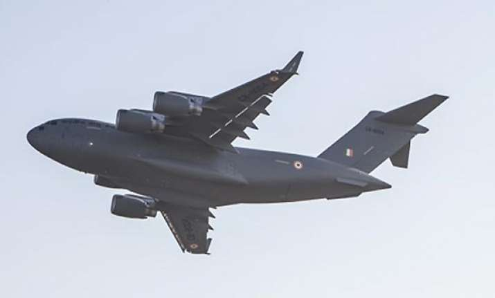 indian air force gets fourth airlifter