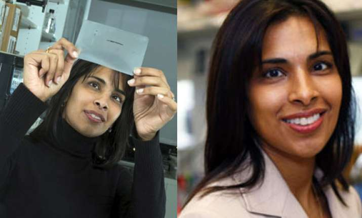 indian american scientist develops simple paper test for