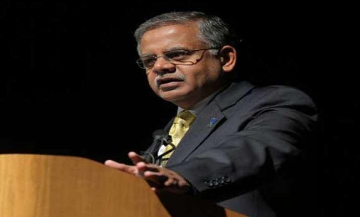 indian american nagi naganathan is interim president of us