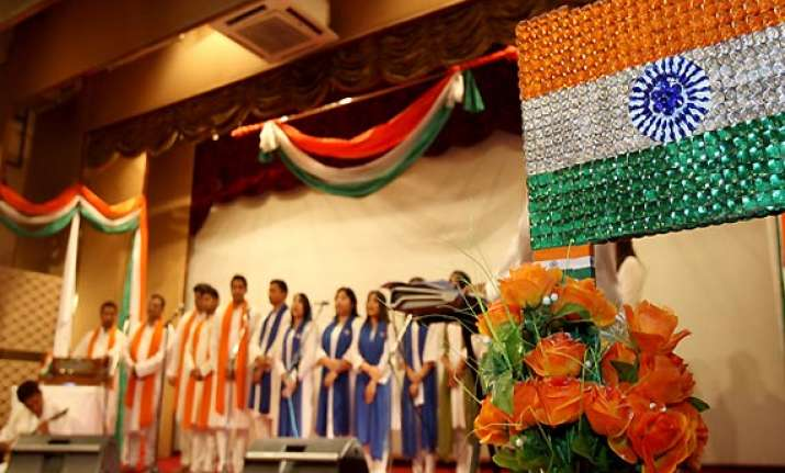 indian independence day celebrated abroad