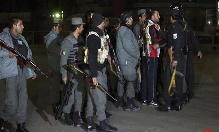 indian among nine killed in kabul hotel attack