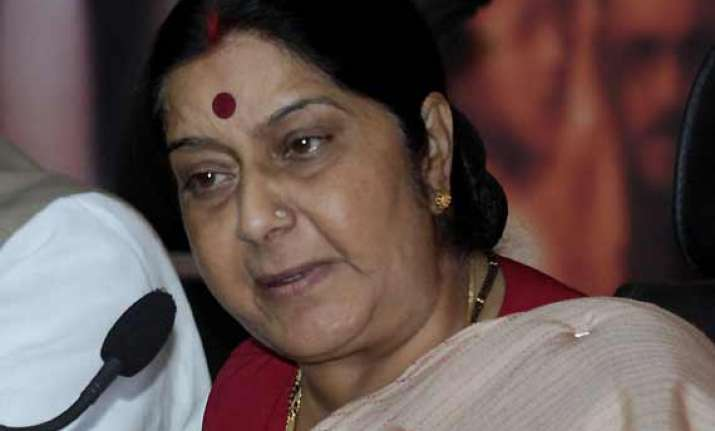 indian government to push look east policy sushma swaraj