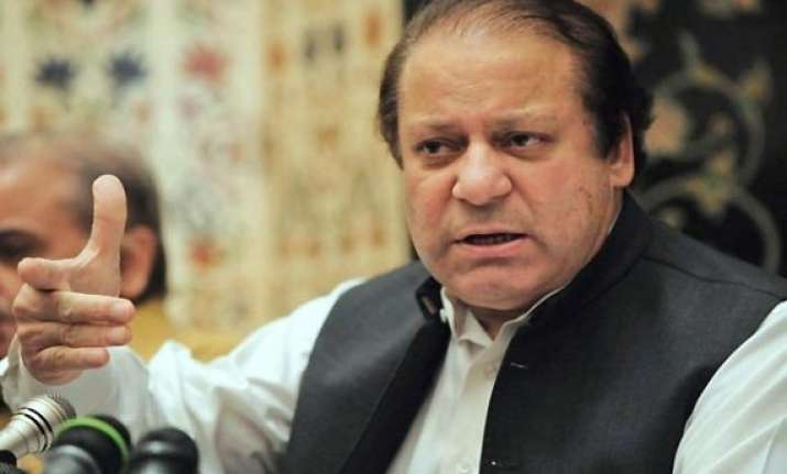 indian politicians still engaged in pakistan bashing sharif