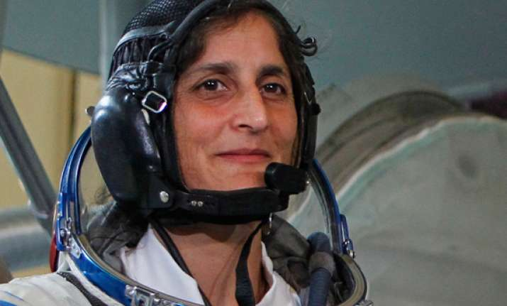 indian american sunita williams headed to space in july