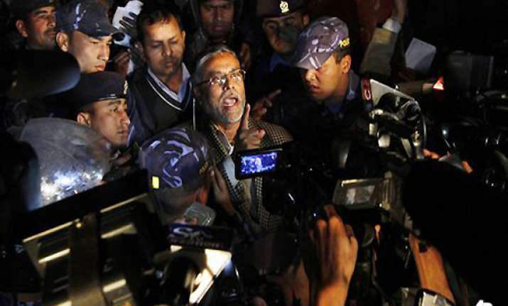 indian origin minister jailed for corruption in nepal