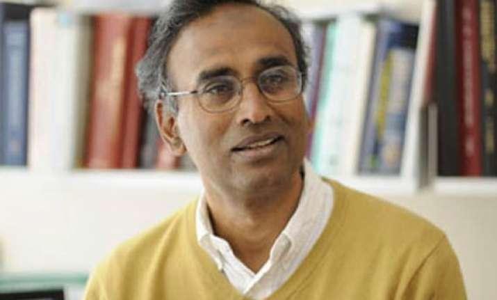 indian origin scientist ramakrishnan honoured with