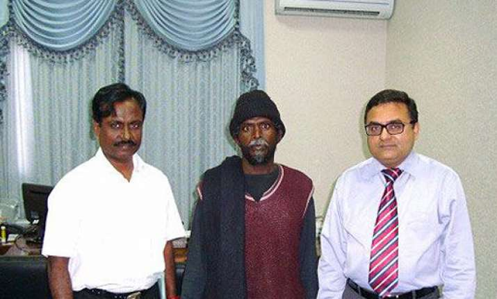 indian shepherd to return from saudi arabia after being